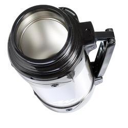 Thermosfles voor wandelen/trekking rvs 1,5 liter