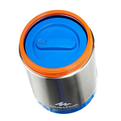 Portacomida isotermo senderismo acero inoxid. (con 2 recipientes) 2 L