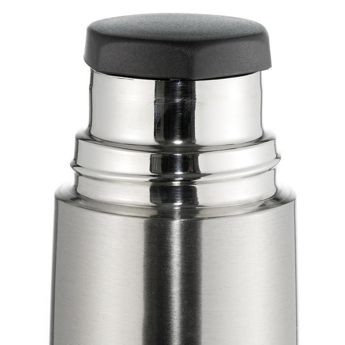 Bouteille isotherme randonnée inox 0,4 litre métal - 1058361