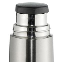Stainless steel isothermal hiking bottle 0,4 litre metal