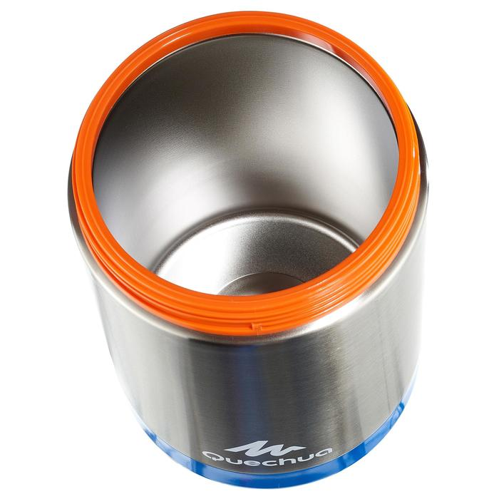 Isolerende voedselcontainer hiking roestvrij staal (met 2 bewaardoosjes) 2 l