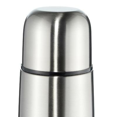 Термос з неіржавної сталі для туризму, 0,7 л - Металевий