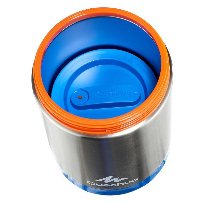 Recipiente alimenticio isotermo senderismo acero inoxid. (con 2 recipientes) 2 L
