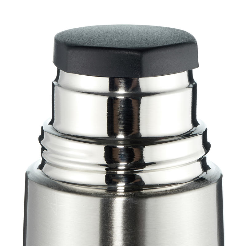 Stainless steel isothermal hiking bottle 0,7 litre metal