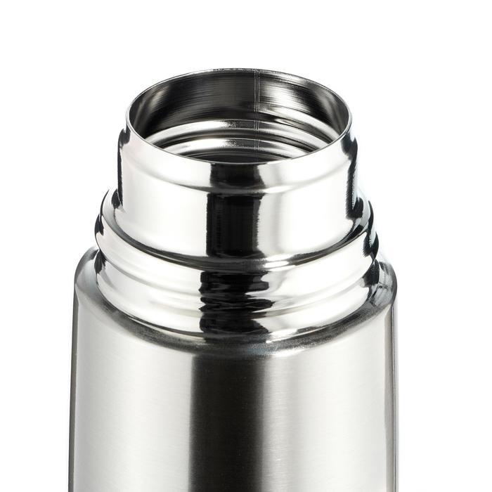 Bouteille isotherme randonnée inox 0,7 litre métal - 1058386