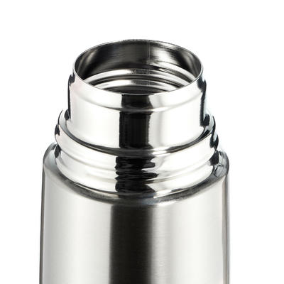 Stainless steel isothermal hiking bottle 0,7 litre