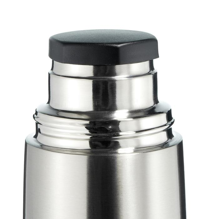 Bouteille isotherme randonnée inox 1 litre métal - 1058388