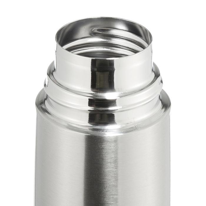 Bouteille isotherme randonnée inox 0,4 litre métal - 1058396