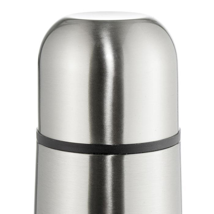 Bouteille isotherme randonnée inox 0,4 litre métal - 1058410
