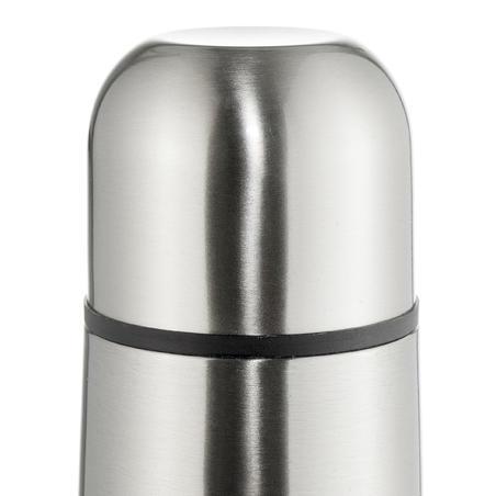 Термос з неіржавної сталі для туризму, 0,4 л - Металевий