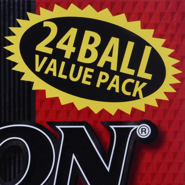 Balle de golf Distance Bipack X24 Blanc - 1058425