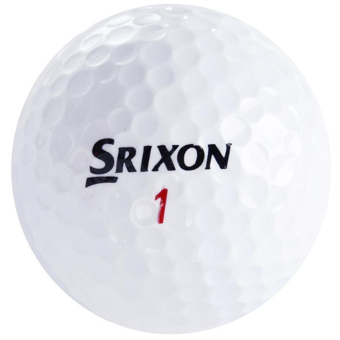 Balle de golf Distance Bipack X24 Blanc