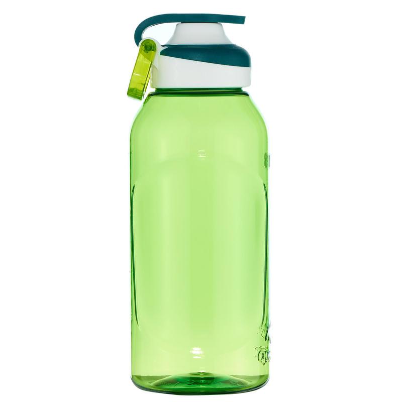 Bình nước nhựa leo núi dã ngoại 500 0.5L - Xanh lá cây