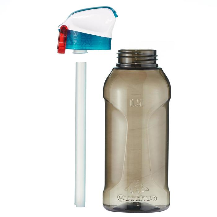 Hiking flask 900 instant cap with pipette 0.5 litre Tritan black
