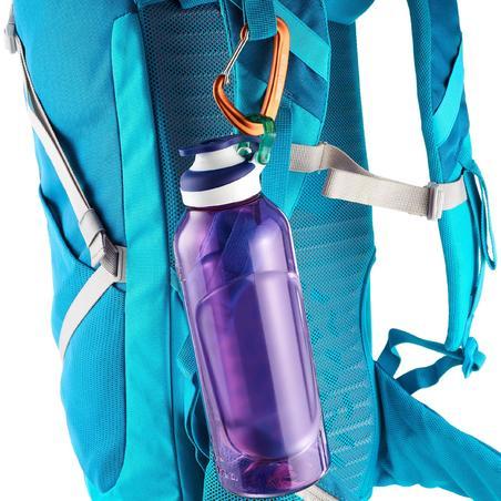 Quick-Open, Plastic (Tritan), 500 Hiking Flask - 0.8 Litre Purple