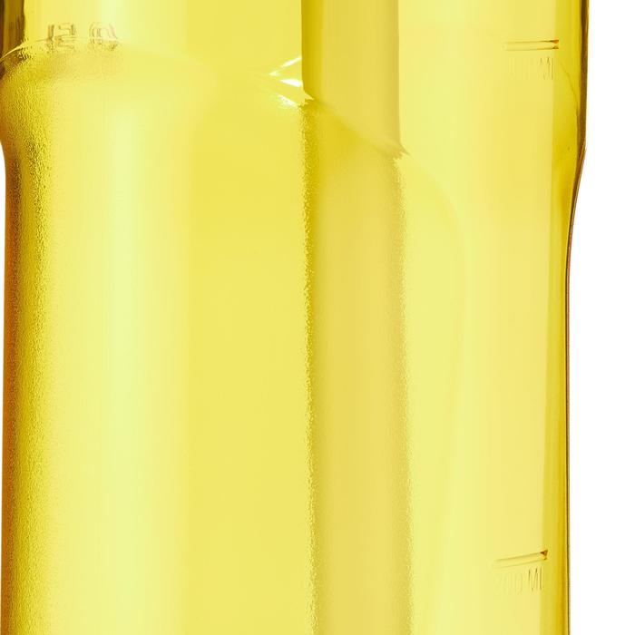 Hiking flask 900 instant stopper with pipette 0.5 litre Tritan - Yellow