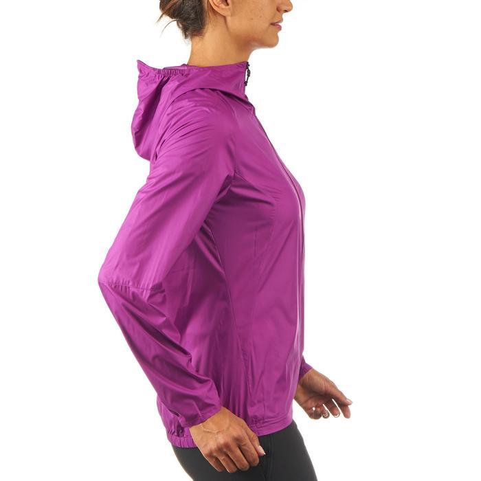 FH100 Helium Wind Women's hiking windproof jacket - Grey - 1058701