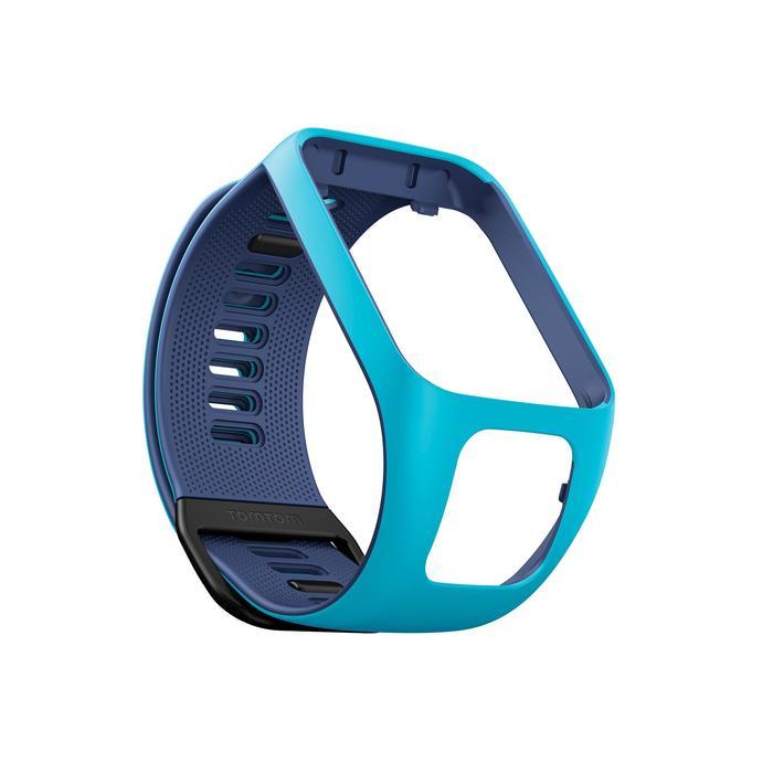 Bracelet de rechange pour Runner 2 / 3 et Golfer 2 bleu (taille S) - 1058708