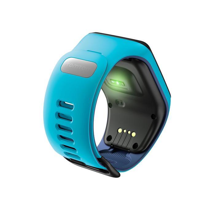 Bracelet de rechange pour Runner 2 / 3 et Golfer 2 bleu (taille S) - 1058710