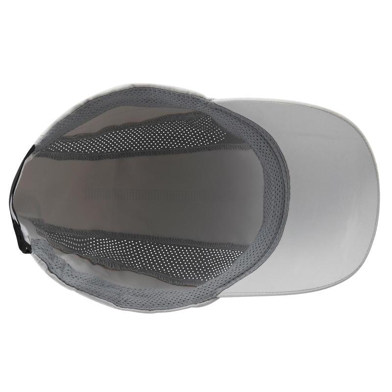 Gorro Excursión 700 transpirable gris claro