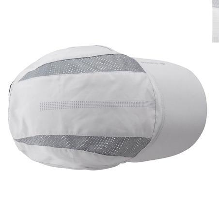Hiking cap 700 breathable - light grey
