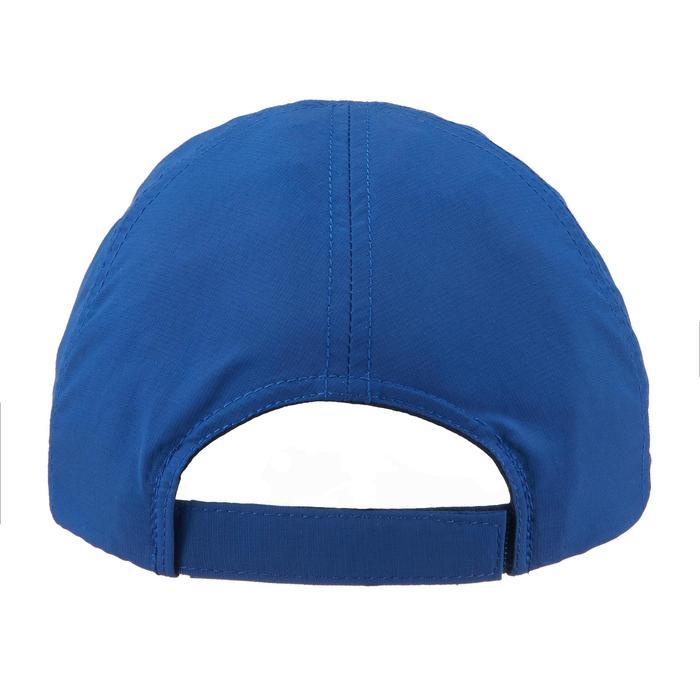 Casquette de randonnée enfant Hike 100 bleue - 1059371