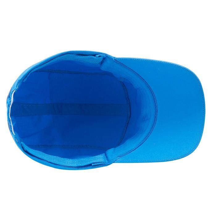 Casquette randonnée enfant MH100 bleue 3 A 6 ANS