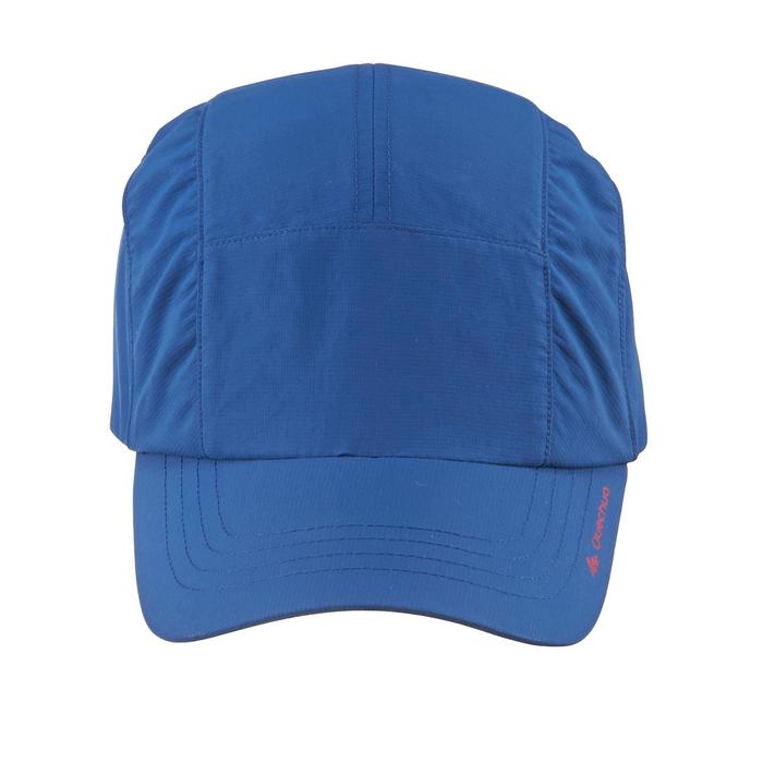 Gorra de senderismo júnior MH500 azul
