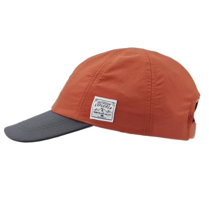 MH100 Children's Hiking Cap - Red