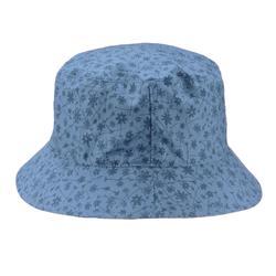 Sombrero de senderismo niña Hike 500 azul