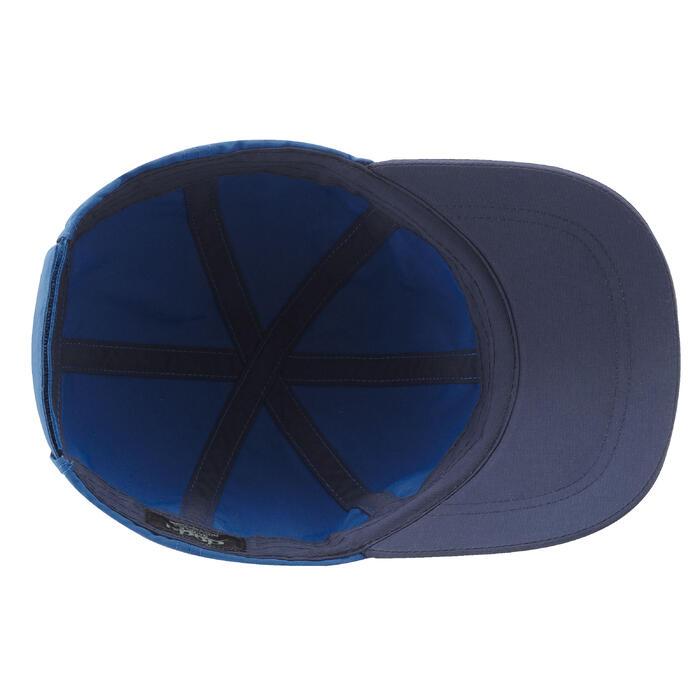 Casquette de randonnée enfant Hike 100 bleue - 1059424