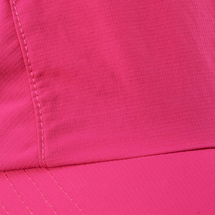 Schirmmütze MH500 Kinder rosa