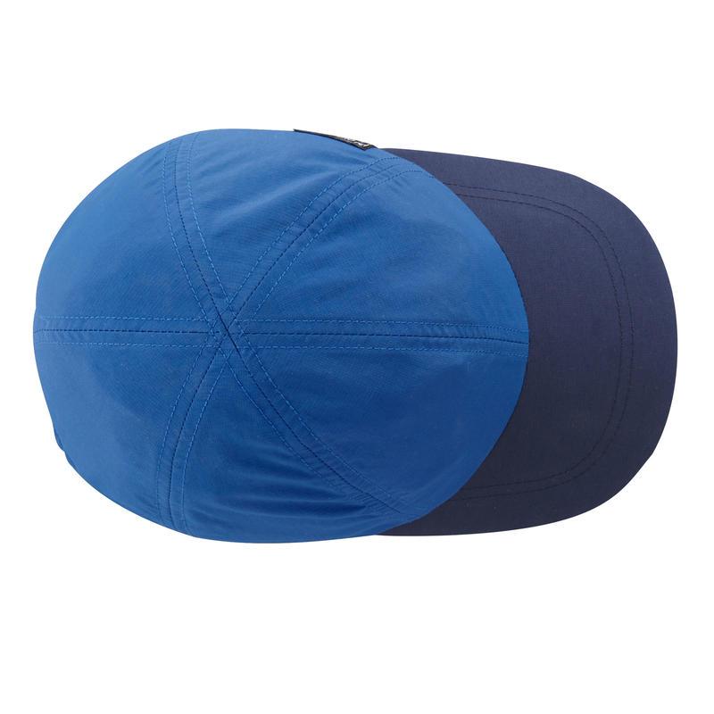 Kids' Hiking Cap MH100 - Blue