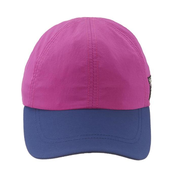 Casquette de randonnée enfant Hike 100 bleue - 1059442