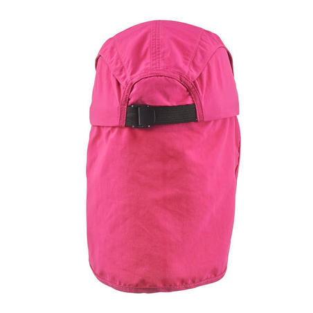 MH500 Children's Hiking Cap - Pink