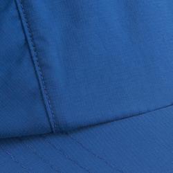 Casquette de randonnée enfant MH500 bleu