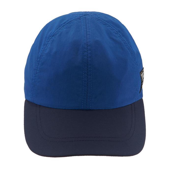 Casquette de randonnée enfant MH100 bleue