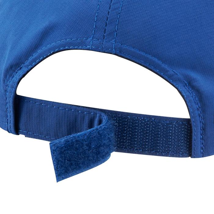 Casquette de randonnée enfant Hike 100 bleue - 1059478