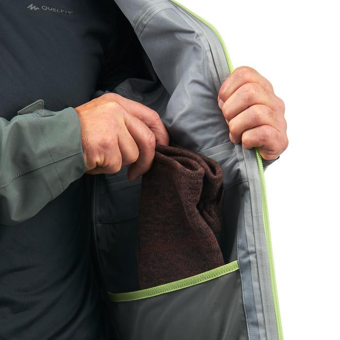 Veste pluie imperméable randonnée homme Forclaz 400 - 1059569
