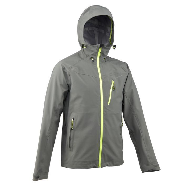 Veste pluie imperméable randonnée homme Forclaz 400 - 1059573