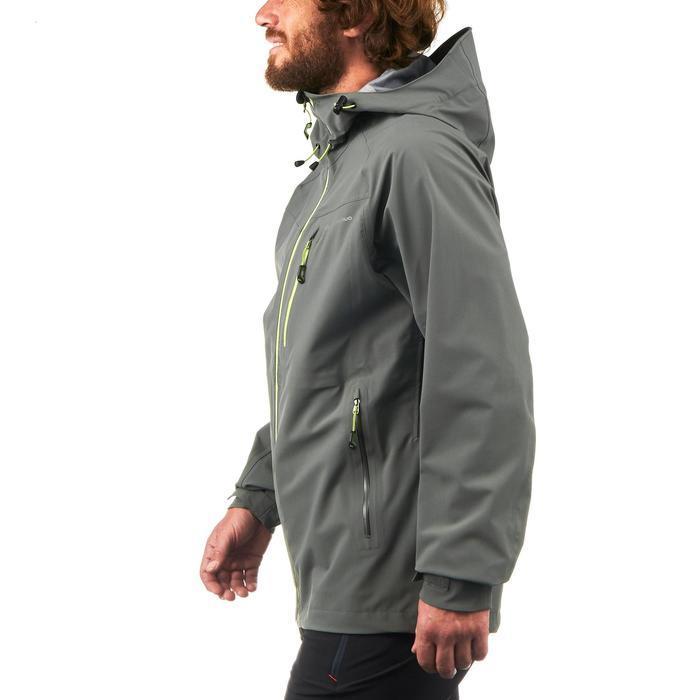 Veste pluie imperméable randonnée homme Forclaz 400 - 1059609