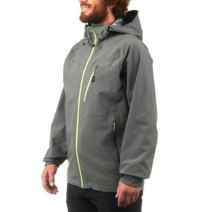Veste pluie imperméable randonnée homme Forclaz 400 - 1059832
