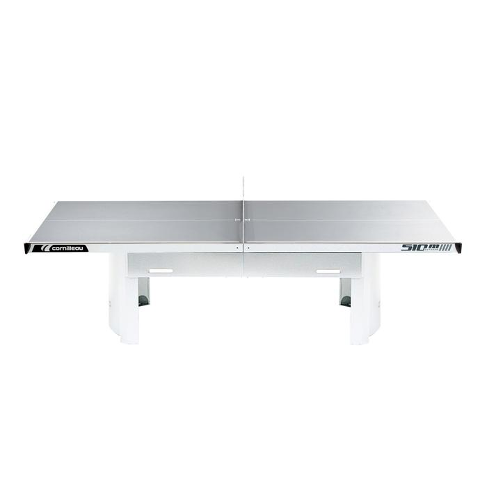 TABLE DE TENNIS DE TABLE FREE 510 PRO OUTDOOR GRISE - 1060245