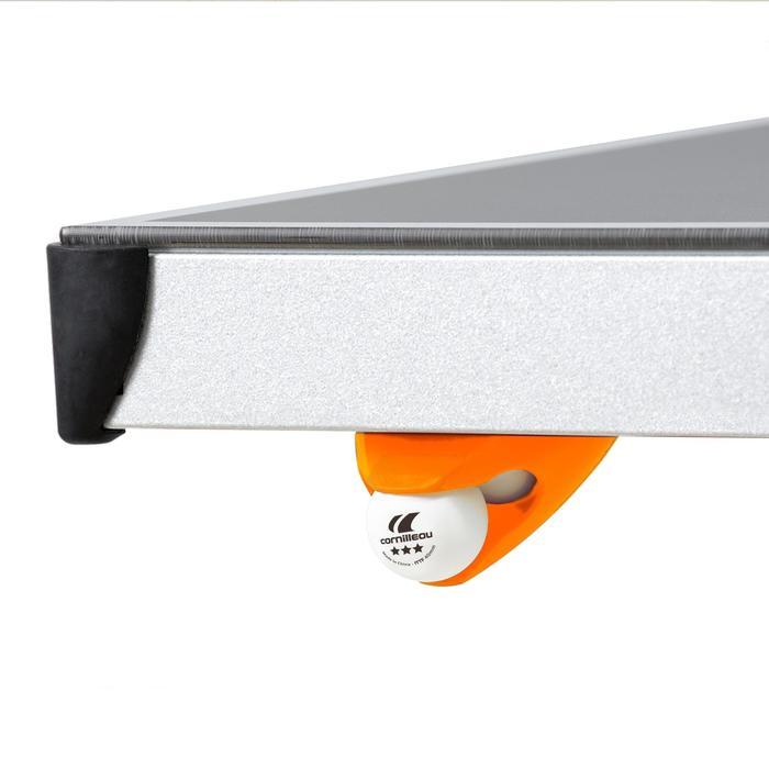 TABLE DE TENNIS DE TABLE FREE 510 PRO OUTDOOR GRISE - 1060249