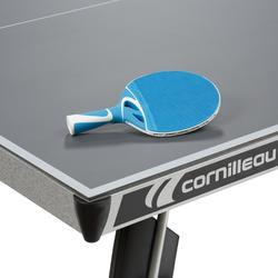 Tafeltennistafel / pingpongtafel outdoor 540M Pro grijs
