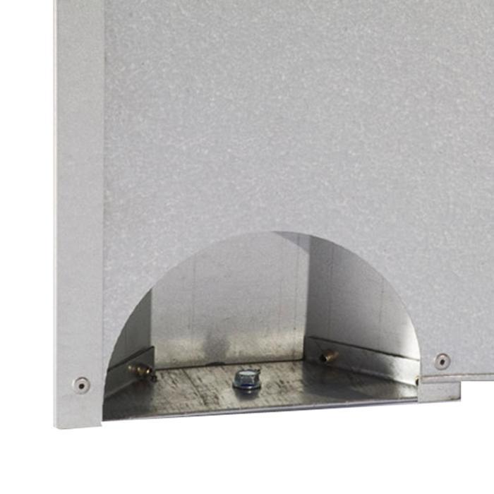 TABLE DE TENNIS DE TABLE FREE 510 PRO OUTDOOR GRISE - 1060254