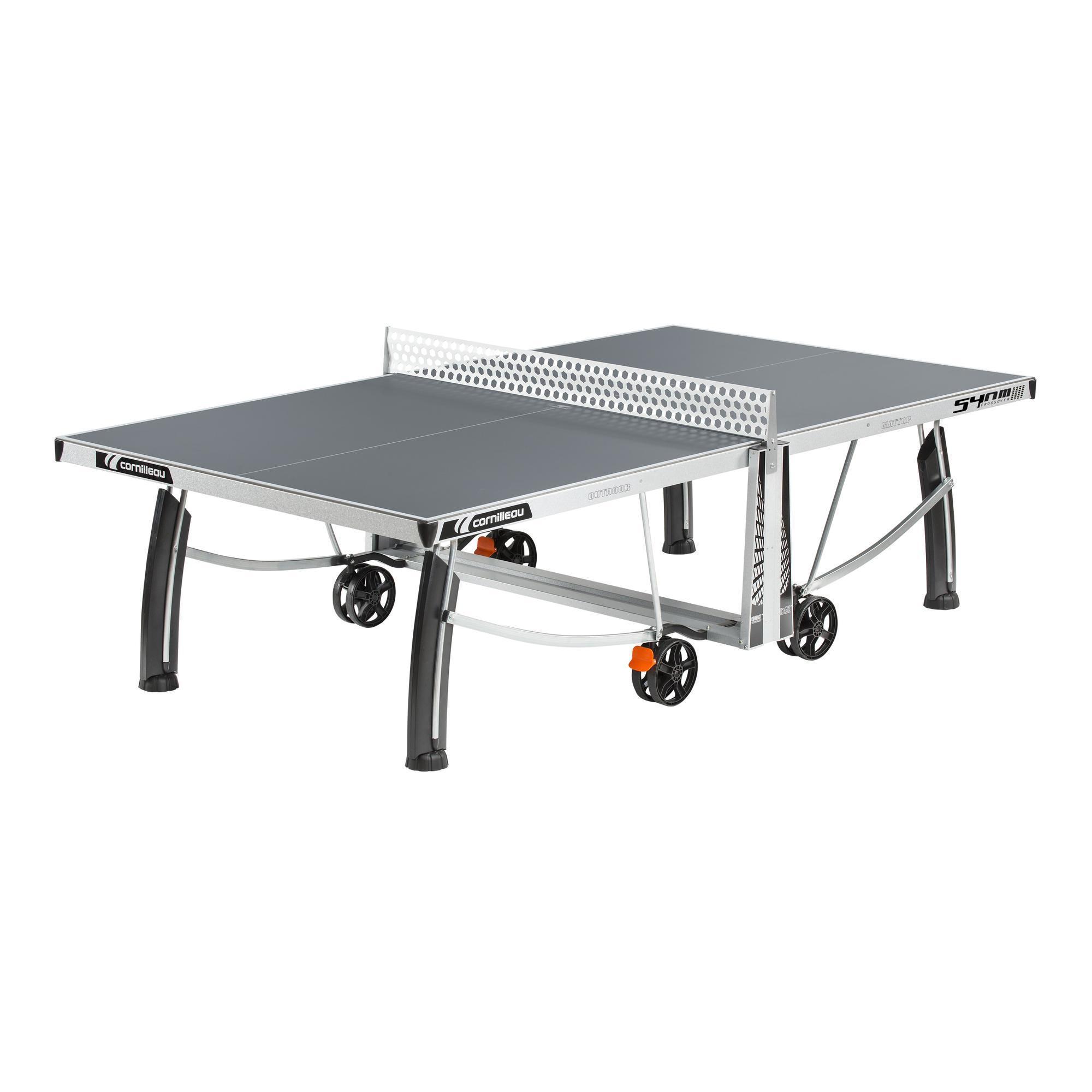 Cornilleau Tafeltennistafel / pingpongtafel outdoor 540M Pro grijs kopen
