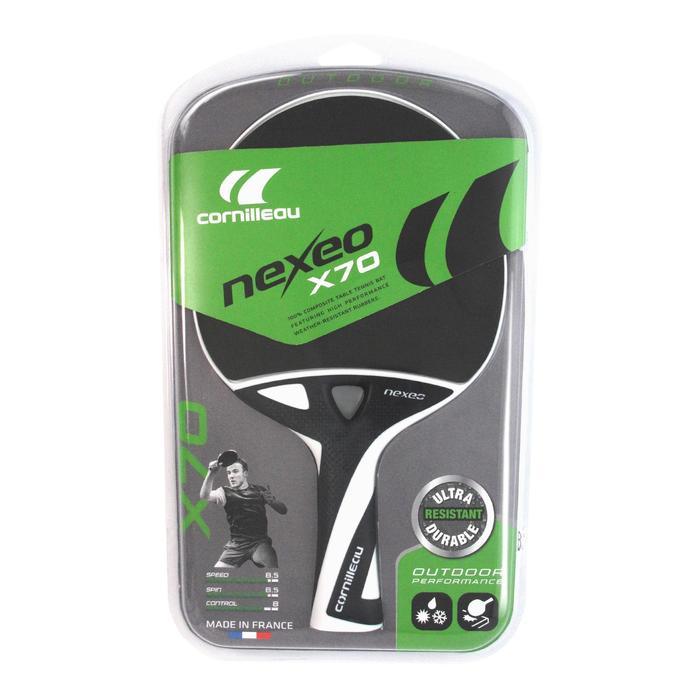 Tafeltennisbat free Nexeo X70 outdoor