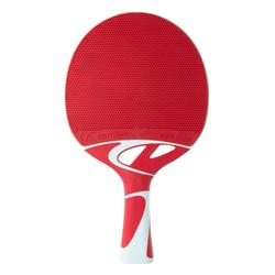 Tischtennis Set Tacteo mit 2 Tischtennisschlägern 3 Bällen