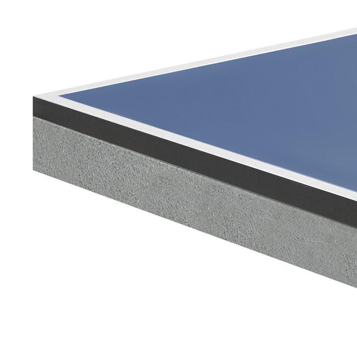 Tafeltennistafel / pingpongtafel 250 indoor blauw